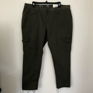 3 for $9 Stretch Cargo Skinny Pants